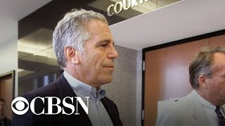 What happens in Jeffrey Epstein cases after his death?