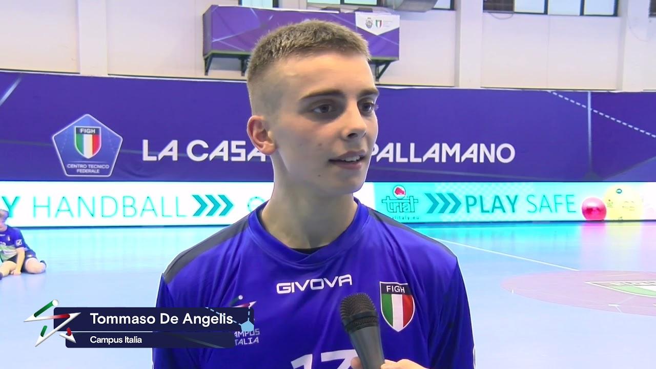 #CampusItalia | Prima vittoria in A2 per la squadra federale
