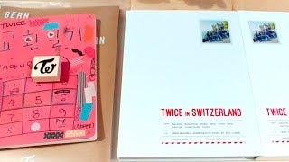 트와이스 TWICE TV5 MD Set + Photobook Unboxing