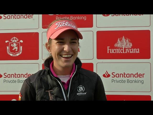 Resumen Santander Campeonato de España de Profesionales Femenino 2020