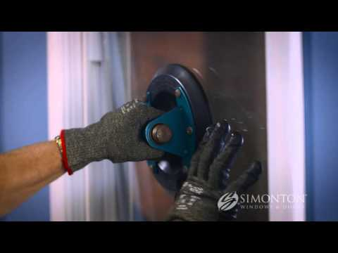 How to Replace an Insulated Glass Unit with a Tape Glaze