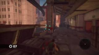 Bionic Commando PC-Gameplay-Video #1