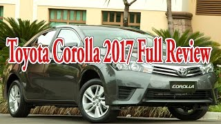 Toyota Cars Pakistan , Toyota Corolla 2017 Prices In Pakistan, Full Review By Autocar Pakistan