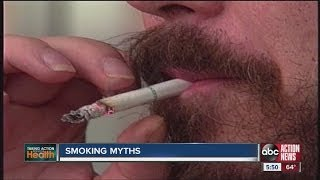 Video Five myths about smoking and lung cancer download MP3, 3GP, MP4, WEBM, AVI, FLV Agustus 2018