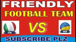 ITALY VS UKRAINE |DREAM 11 | PLAYING 11| ITA VS UKR| match preview| Team News| lineups