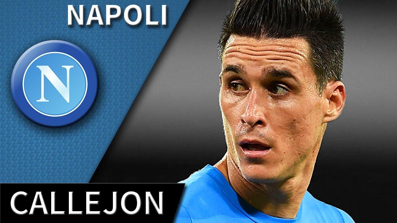 José Mara Callej³n • 2016 17 • Napoli • Best Skills Passes