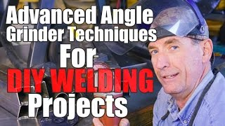 Advanced Angle Grinder Techniques For Diy Welding Projects