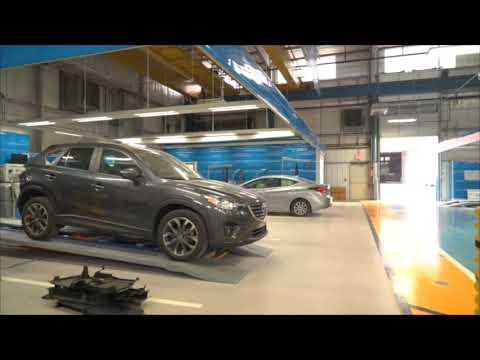 Auto Body Repair Facility Of The Future- Customer Version