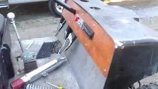 street bike golf cart 15 lift yamaha yzf600r in golfcart 100hp build progress part 3