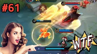 300 IQ Mobile Legends Funny OMG MOMENTS EP 61 | Badang   Punches Vs Aldous Rocket Who will win ?