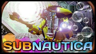 TELEPORTING OUR UPGRADED PRAWN SUIT!! | Subnautica #23 (Full Release)