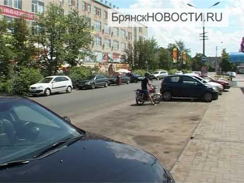 В Новозыбкове на «пяти углах» что ни вечер, то дискотека