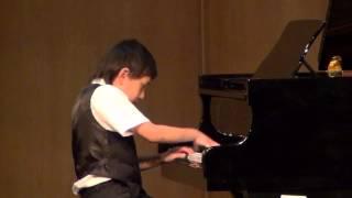 20140705 百分音樂會 蘇翊 鋼琴 哈察都量 練習曲 台南 音樂教室
