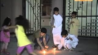 اصابة أطفال بسبب الألعاب النارية والمفرقعات