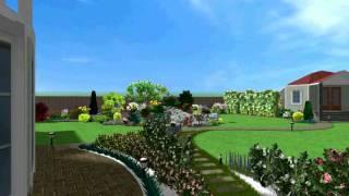 видео Профессиональный ландшафтный дизайн в Киеве