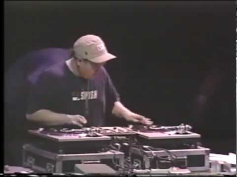 1997 World ITF DJ Finals - Beat Juggling Final - DJ Babu vs Rholi Rho
