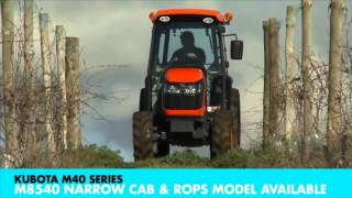 Kubota M40 Series Farm Machinery Trader