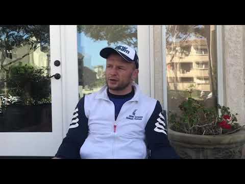 Александр Шлеменко обратился к своим болельщикам после боя с Анатолием Токовым на Bellator 208