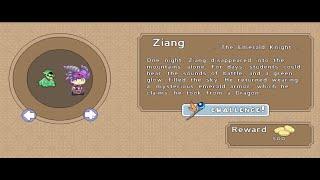 Prodigy Math Game - Defeating Ziang!!!!