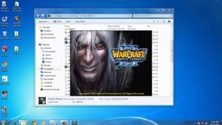 Fix Problem Warcraft III  unable to initialize DirectX