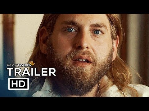 DONT WORRY, HE WONT GET FAR ON FOOT Official Trailer (2018) Jonah Hill, Jack Black Movie HD