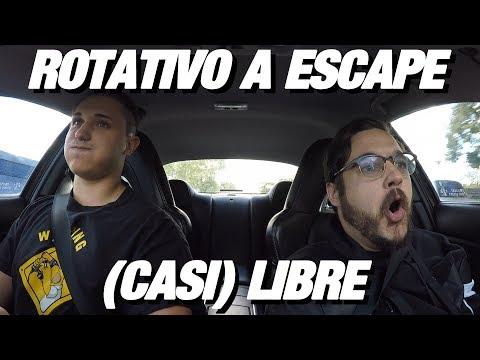 A escape (casi) recto con el RX8 por los túneles de Madrid #LoudPipesSaveLives - RPMlog #75
