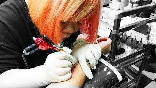 新朋友刺上身 | 關於刺青的小故事 | VLOG