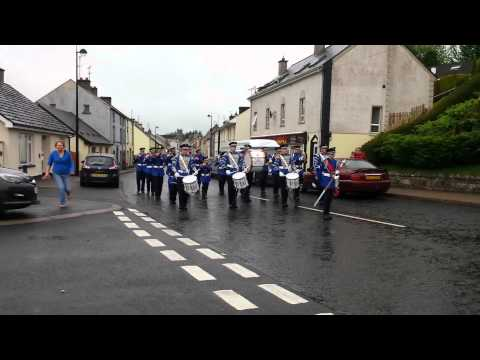 Brookeborough Flute Band @ Tempo Silver Band Ann15