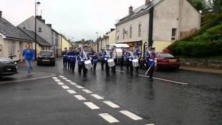 Brookeborough Flute Band @ Tempo Silver Band Ann15