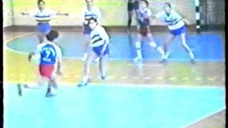 1989 Yılı Özel Dost - Kenan Evren  Kızlar Hentbol Maçı