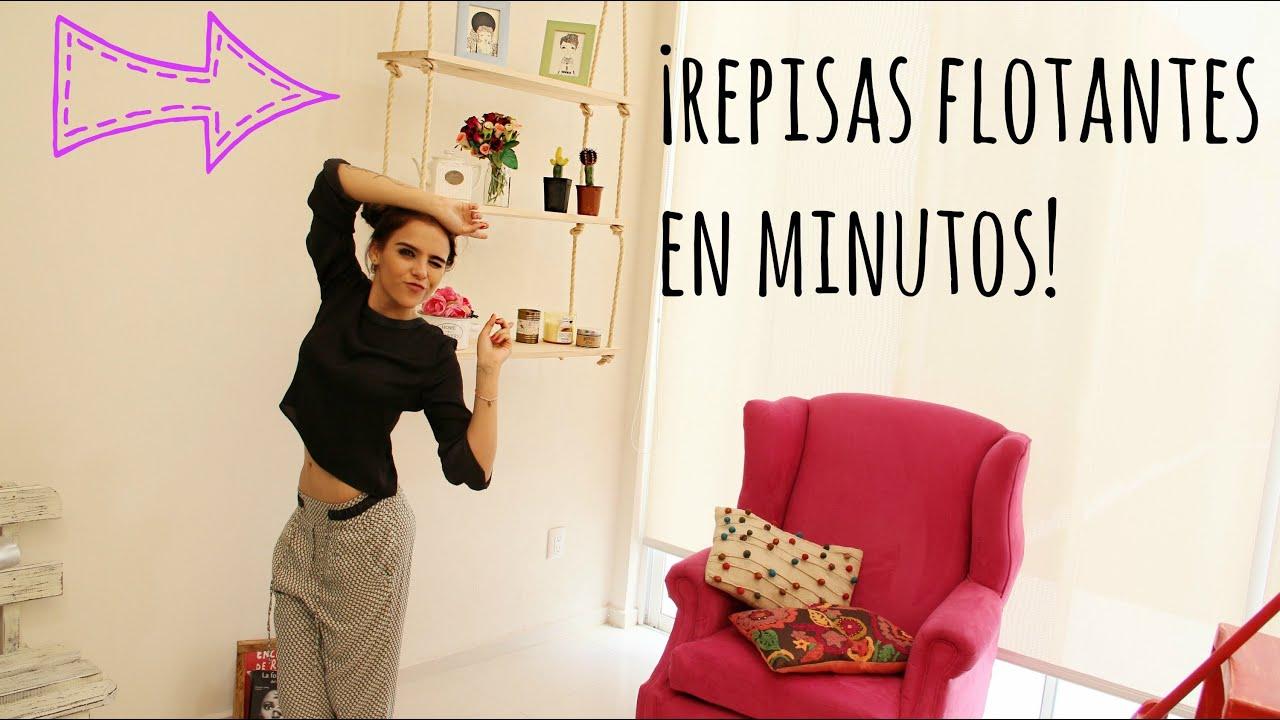 HAZ REPISAS FLOTANTES EN MINUTOS ♥ (Yuya ft. MOTEL)   #A82333 3000x1685