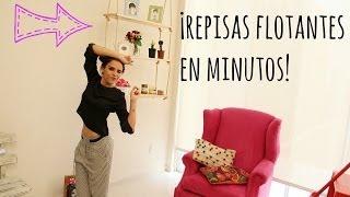 HAZ REPISAS FLOTANTES EN MINUTOS ♥ - (...