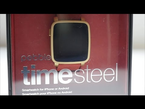 Pebble Time Steel Review The Practical Smartwatch?