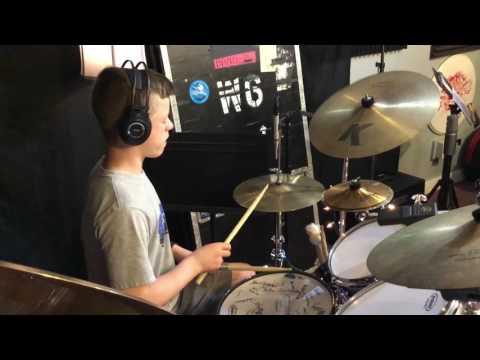 Aidan Kelly, Teaching Drums