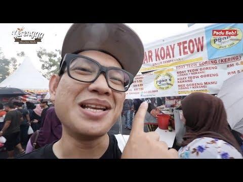Pyan Jual Char Koay Teow Di Bazar Ramadan Putrajaya?