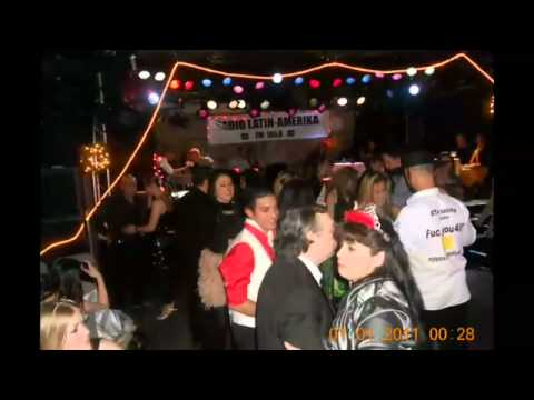 NEW YEAR 2011 PARTY RADIO LATIN AMERIKA IN Oslo.Norwayمازن المنصور