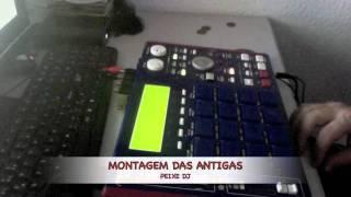 MONTAGEM AO VIVO DAS ANTIGAS - PEIXE DJ