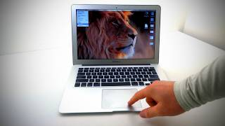 How to: Restore the 2011 MacBook Air