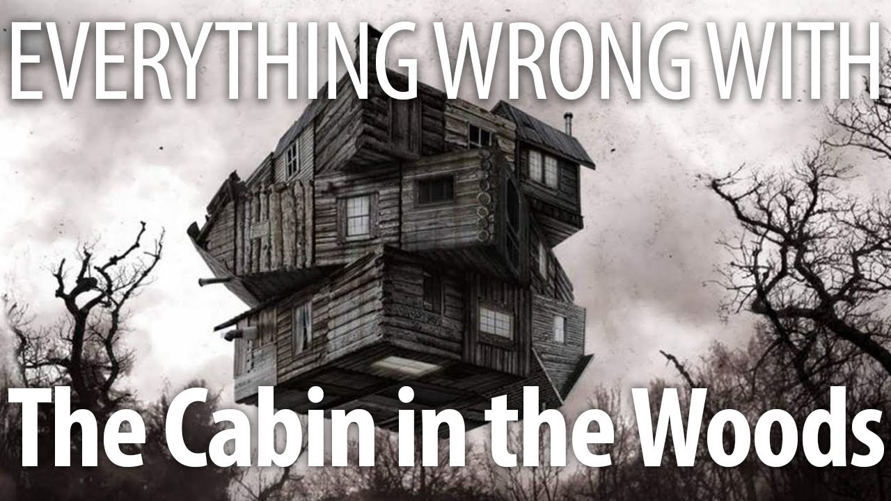 everything wrong with the cabin in the woods youtube