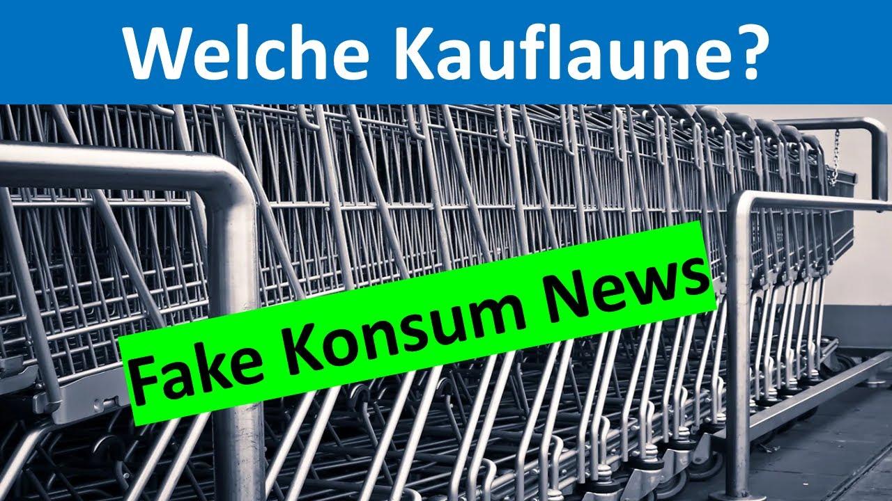 """PI Politik Spezial - KLARTEXT - Medien erfinden """"neue Kauflaune"""""""