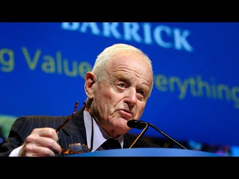 Peter Munk, founder of Barrick Gold, dead at 90