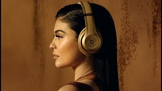 Kylie Jenner Sexy New Beats Campaign for Balmain - EXCLUSIVE