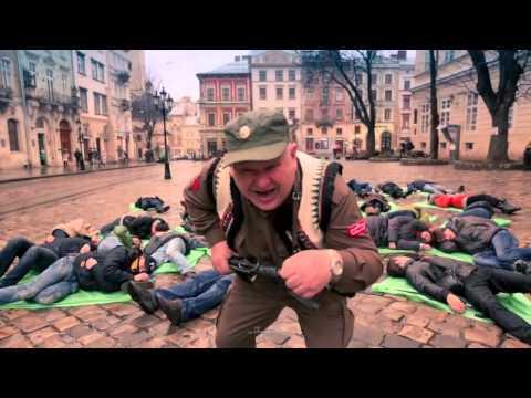 Страшные кадры из Львова !