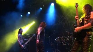 Desaster - Teutonic Steel ( Headbanging Enschede 2010 )