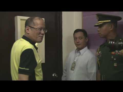 Visit to the Prison Cell of the late Senator  Benigno Aquino Jr.  6/14/2016