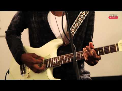 Gary Clark Jr - Ain't Messin 'Round (live at Radio Nova)