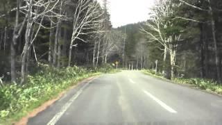 北海道道85号鹿追糠平線  鹿追町~上士幌町糠平まで