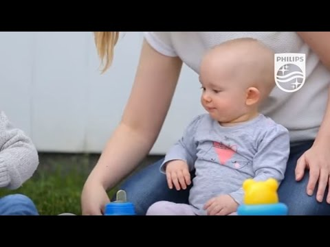 Sip No Drip and Grown Up Cups from AVENT | Philips | SCF755