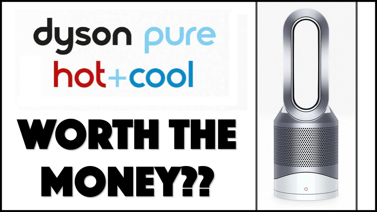 Dyson Pure Hot Cool Link Hepa Filter Amp Fan Review Youtube
