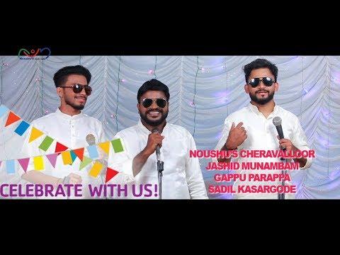 Mehandi Ki Rat | Non Stop Celebration | Song | Gappu Parappa | Jashid Munambam |Sadil Kasargodu